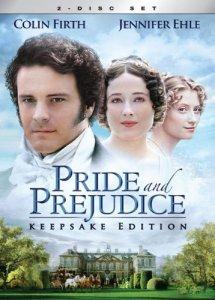 Pride and Prejudice DVD 1