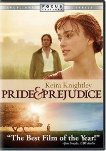 Pride and Prejudice DVD 2