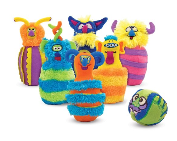 Melissa & Doug Monster Bowling