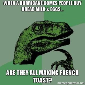 when-a-hurricane-comes-people-buy-bread-milk-eggs-are-they-all-making-french-toast
