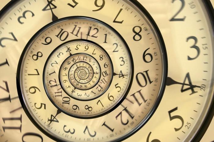 spiral-clock