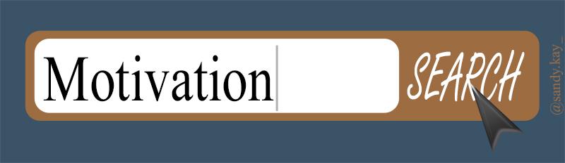 Motivation Series Logo - Iamsandykay