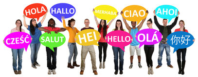 group-young-multi-ethnic-people-holding-speech-bubbles-h-hello-isolated-61685301