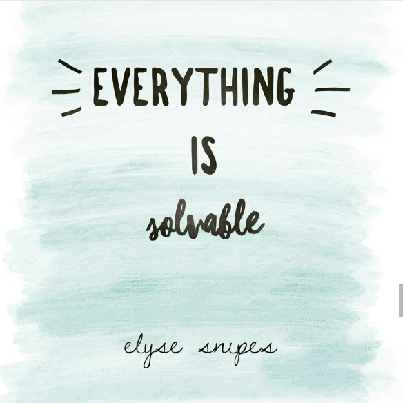 SK - Everything is solvable