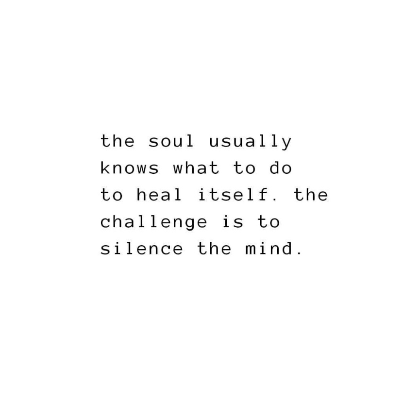 SK - Heal the Soul