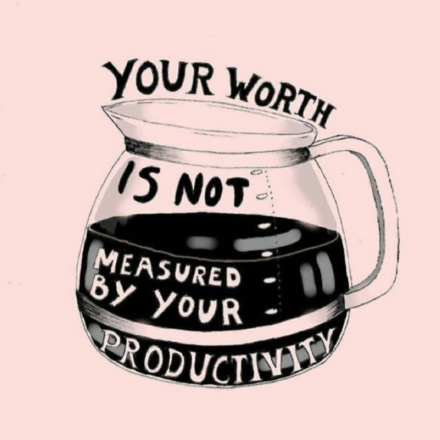 SK - Worth not measured by productivity