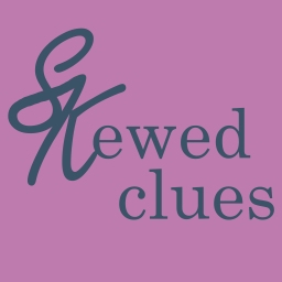 SKewed Clues summer logo