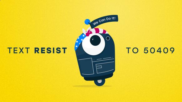 Resist.bot