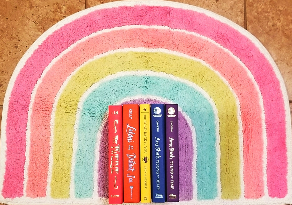 Rainbows and Books