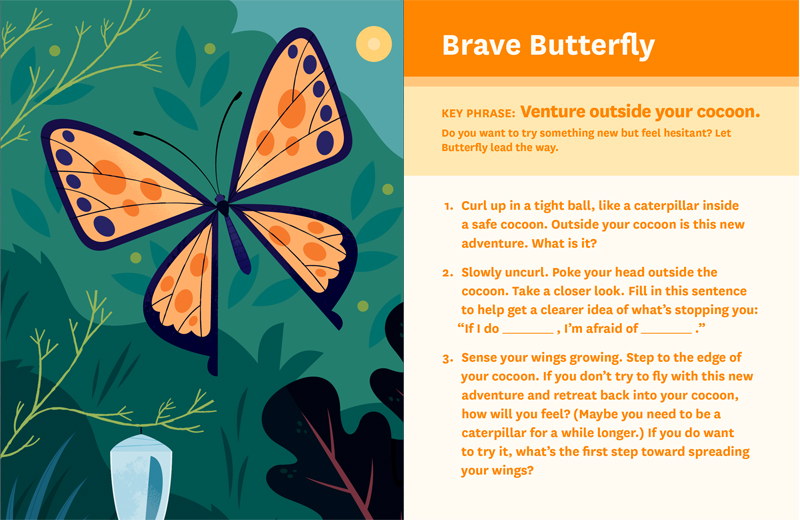 Monkey Mind Meditation - Brave Butterfly