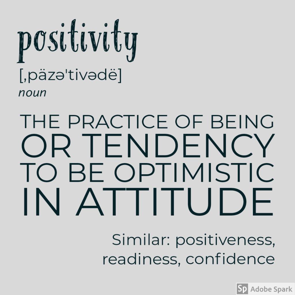 positivity definition