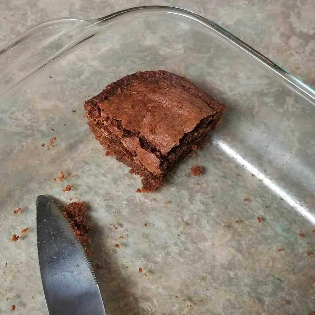 sk Corner Brownie