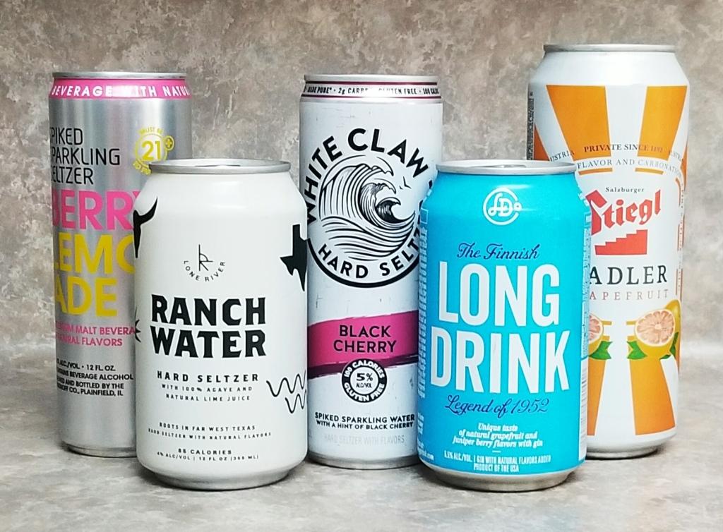 SK - Favorite summer drinks