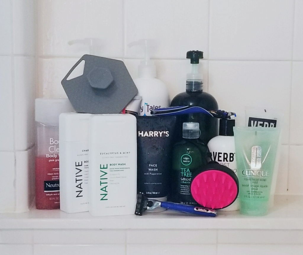 SK - shower favorites products