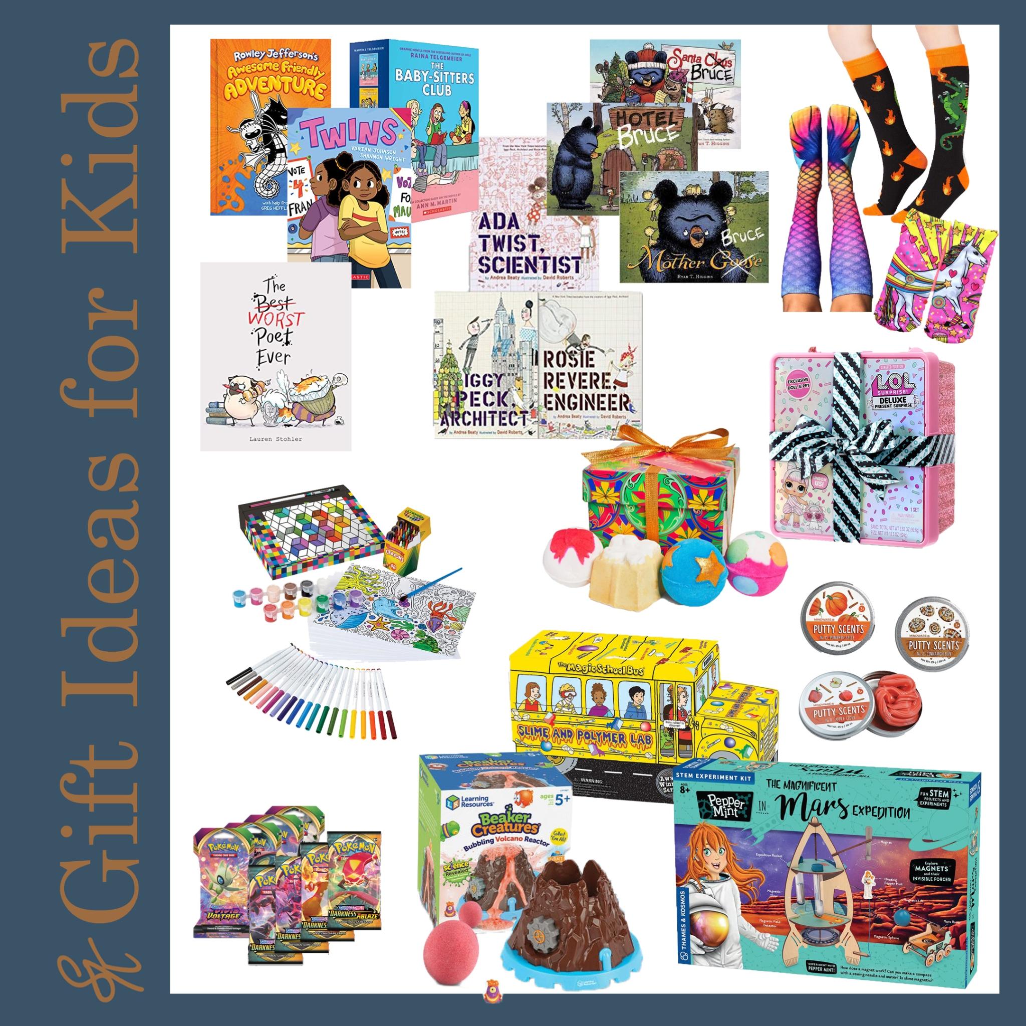 SK Gift Ideas for Kids