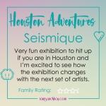 Houston Adventures - Seismique