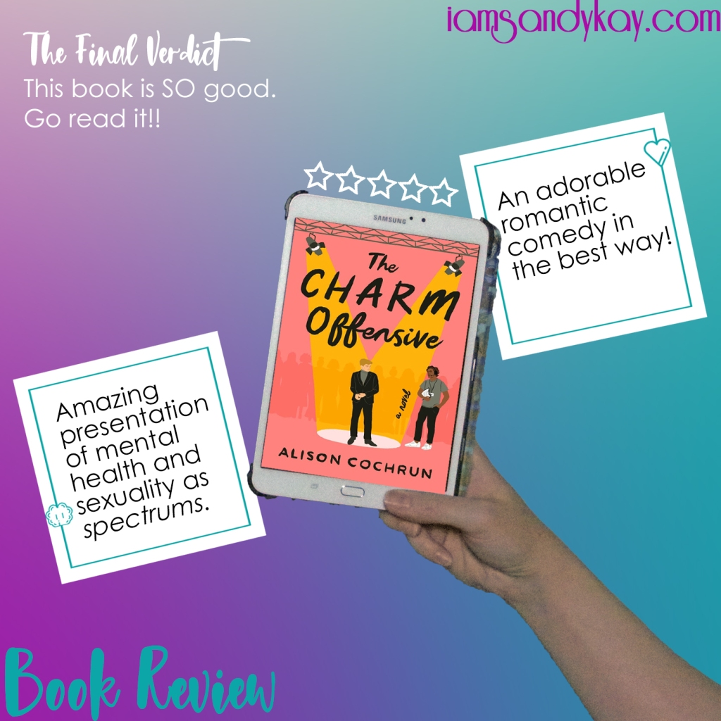 SK Book Review - The Charm Offensive
